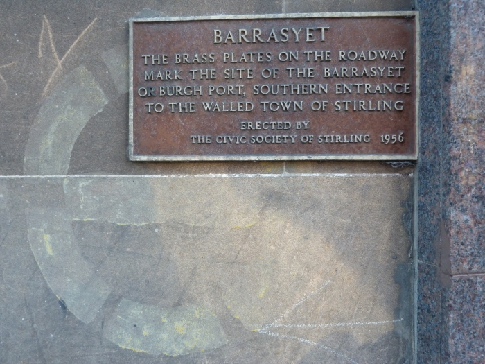 Barrasyet bronze plaque
